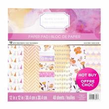Craft Smith Warm Luxury 12x12 Inch Paper Pad (MPP0424)