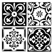 Stamperia Media Stencil Tile (KSTDQ09)