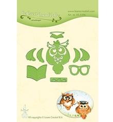 Leane Creatief Lea'bilities Owl / Graduation (45.5596)