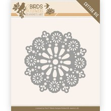 Jeanine's Art Birds & Flowers Daisy Circle Die (JAD10060)