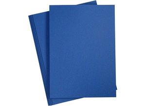 Paperpads.nl SELECT Basis Karton A4 Middernachtblauw (20 Vellen)