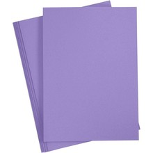 Paperpads.nl SELECT Basis Karton A4 Paars (20 Vellen)