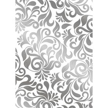Gemini Foil Stamp Die Softly Swirling Background (GEM-FS-ELE-SSW)