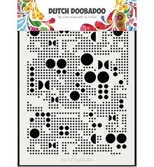 Dutch Doobadoo Dutch Mask Art A5 Art Mylar Dots (470.715.133)
