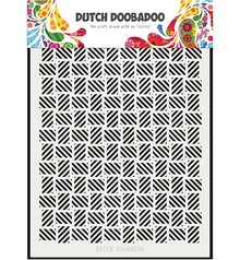 Dutch Doobadoo Dutch Mask Art A5 Art Stripe Pattern (470.715.134)