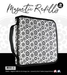 Card Deco Stamp & Die Storage Magnetic Refills (HJMR01)