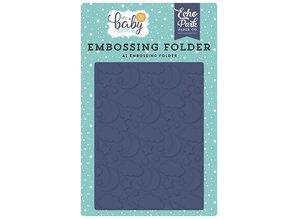 Echo Park Good Night Embossing Folder (BB172032)
