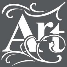 Stamperia Media Stencil Art (KSTDQ23)