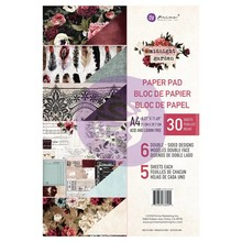Prima Marketing Inc Midnight Garden A4 Paper Pad (636005)