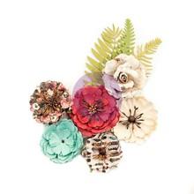 Prima Marketing Inc Midnight Garden Flowers Light & Dark (637927)