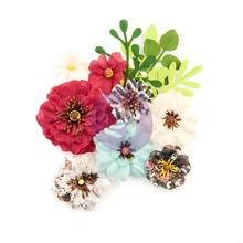 Prima Marketing Inc Midnight Garden Flowers Sunset (637934)