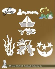 By Lene Metal Dies Fairy Tale 8 (BLD1161)