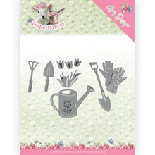 Amy Design Spring Is Here Garden Tools Die (ADD10170)