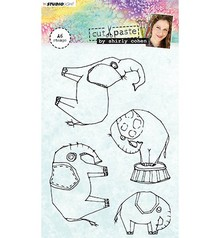 Studio Light Shirly Cohen Clear Stamps (STAMPSHC02)