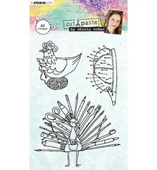 Studio Light Shirly Cohen Clear Stamps (STAMPSHC04)