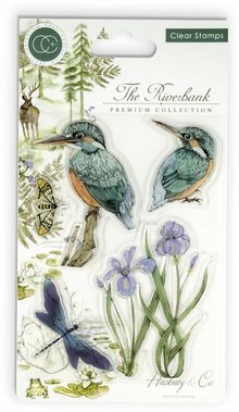 Craft Consortium The Riverbank Clear Stamps (CCSTMP010)