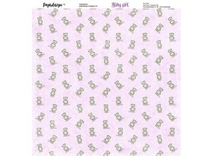 Papirdesign Baby Girl 12x12 Inch Paper Pack (PD 18015)