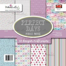 Polkadoodles Perfect Days 6x6 Inch Paper Pack (PD7699)