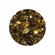 Nuvo Pure Sheen Gemstones Golden Ovals (1406N)