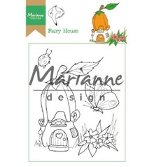 Marianne Design Hetty's Fairy House Clear Stamps (HT1641)