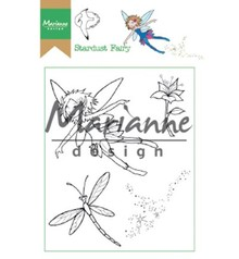 Marianne Design Hetty's Stardust Fairy Clear Stamps (HT1644)