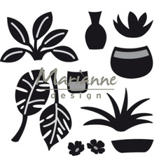 Marianne Design Craftable Marleen's Greenery (CR1464)