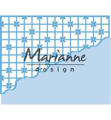 Marianne Design Creatable Anja's Grid Corner (LR0585)
