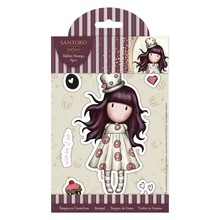 Gorjuss Loveheart Rubber Stamps (GOR 907162)