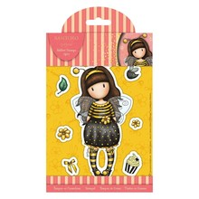 Gorjuss Bee-Loved Rubber Stamps (GOR 907163)