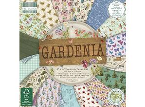 First Edition Gardenia 6x6 Inch Paper Pad (FEPAD205)