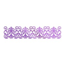 Couture Creations Butterfly Garden Garden Border Hot Foil Stamp (CO726564)