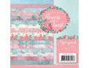 Yvonne Creations Flowers with a Twist 6x6 Inch Paper Pack (YCPP10022)