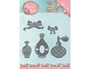 Yvonne Creations Flowers with a Twist Perfume Cutting Die (YCD10165)