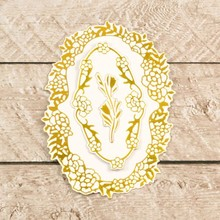 Couture Creations Nesting Rose Vine Frames Cut, Foil & Emboss Die (CO726462)
