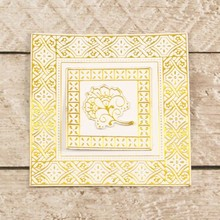 Couture Creations Nesting Panel Frames Cut, Foil & Emboss Die (CO726469)