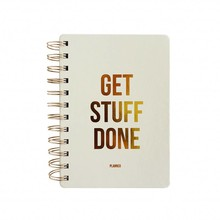 Studio Stationery Planner Get Stuff Done Off White (145055)