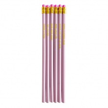 Studio Stationery Pretty Pink Pencil Set (145024)