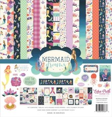 Echo Park Mermaid Dreams 12x12 Inch Collection Kit (MDR175016)