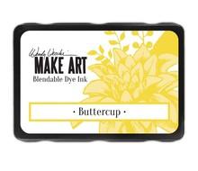 Ranger Wendy Vecchi Make Art Blendable Dye Ink Pad Buttercup (WVD64299)