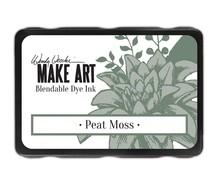 Ranger Wendy Vecchi Make Art Blendable Dye Ink Pad Peat Moss (WVD64343)