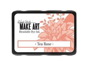 Ranger Wendy Vecchi Make Art Blendable Dye Ink Pad Tea Rose (WVD64381)