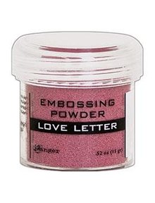 Ranger Embossing Powder Metallic Love Letter (EPJ66866)