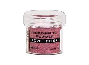 Ranger Embossing Powder Metallic Love Letter (EPJ66866)