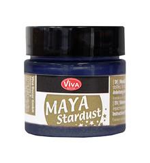 Viva Decor Maya Stardust Nachtblau (1262.601.34)
