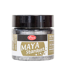 Viva Decor Maya Stardust Zilver (1262.919.34)