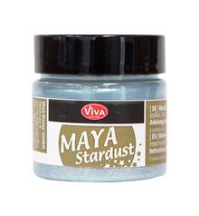 Viva Decor Maya Stardust IJsblau (1262.923.34)
