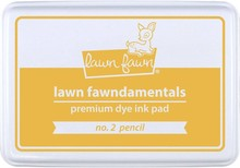 Lawn Fawn Premium Dye Ink Pad No. 2 Pencil (LF1852)