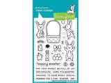 Lawn Fawn Eggstra Amazing Easter Clear Stamps (LF1884)