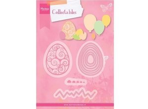 Marianne Design Collectable Easter Eggs (COL1425)