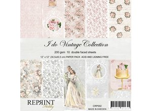 Reprint I Do 12x12 Inch Collection Pack (CRP002)
